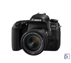 Canon EOS 77D Kit 18-55mm IS STM leasen