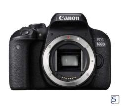 Canon EOS 800D Body leasen