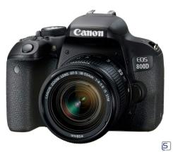 Canon EOS 800D Kit 18-55mm IS STM  leasen