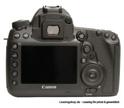 Canon EOS 5D Mark IV leasen, Gehäuse Body
