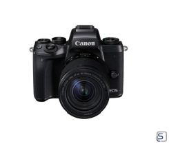 Canon EOS M5 Kit EF-M 18-150mm Systemkamera leasen