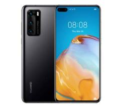 HUAWEI P40 Smartphone 128GB midnight black Dual-SIM Android 10.0 51095EHN bei uns leasen