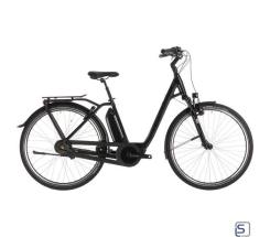 Cube Town Hybrid EXC RT 500 Easy Black Edition