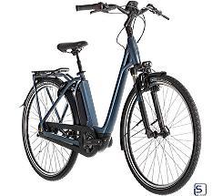 Cube Town Hybrid EXC RT 500 Easy Entry Blue\'n\'Blue