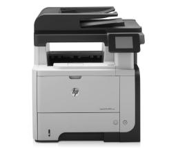 HP LaserJet Pro MFP M521dn S/W-Laserdrucker Scanner Kopierer Fax LAN bei uns leasen