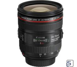 Canon EF 24-70mm f/4,0 L IS USM  leasen