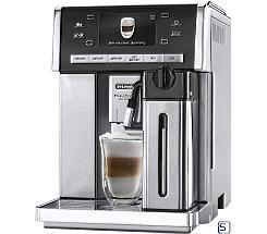 DeLonghi ESAM 6900.M Prima Donna Exclusive Kaffeevollautomat Edelstahl/Silber leasen