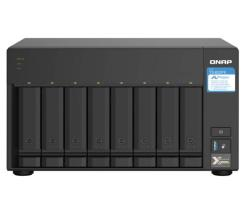 QNAP TS-832PX-4G NAS System 8-Bay bei uns leasen