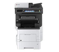 Kyocera ECOSYS M3860idnf/KL3 S/W-Laserdrucker Scanner Kopierer Fax LAN als Leasing