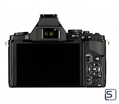 Olympus OM-D E-M5 Kit EZ-M 12-50mm schwarz  leasen