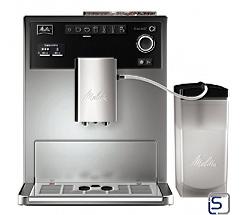 Melitta Caffeo CI Kaffeevollautomat E 970-101 Silber leasen