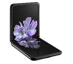 Samsung GALAXY Z Flip black F700F Dual-SIM 256GB Android 10.0 Smartphone als Leasing