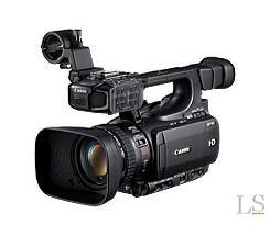 Canon XF 100  leasen, Schulterkamera