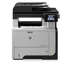 HP LaserJet Pro MFP M521dw S/W-Laserdrucker Scanner Kopierer Fax WLAN bei uns leasen