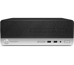 HP ProDesk 400 G6 SFF i5-9500 8GB/256GB SSD DVD+/-RW DL Win10 Pro 7PG45EA leasen