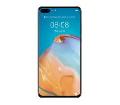 HUAWEI P40 Smartphone 128GB silver frost Dual-SIM Android 10.0 51095BYV bei uns leasen
