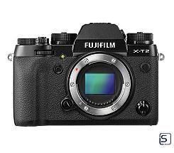 Fujifilm X-T2 Body leasen, schwarz
