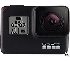 GoPro Hero 7 Black 4K60-Action Cam leasen