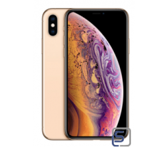 Apple iPhone XS 64 GB Gold ohne Vertrag leasen