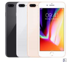 Apple iPhone 8 Plus 64/256 GB ohne Vertrag leasen, Gold, Silber, SpaceGrau