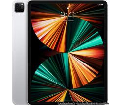 Apple iPad Pro 12,9 XDR leasen, Cellular  + WiFi, 128 GB Silber , neues Modell 2021, MHR53FD/A