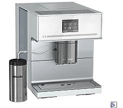 Miele CM 7300 Kaffeevollautomat brillantweiß leasen