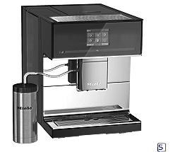 Miele CM 7500 Kaffeevollautomat obsidianschwarz leasen