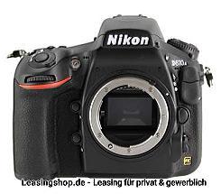 Nikon D810A Body leasen