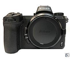 Nikon Z6 Body mit FTZ Objektivadapter leasen