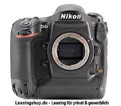 Nikon D4s leasen