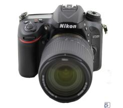 Nikon D7200 Kit AF-S 18-105 mm, leasen