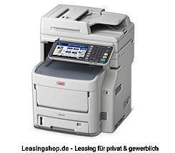 OKI MC780dnf Farblaser-Multifunktionsgerät leasen