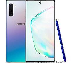 Samsung Galaxy Note 10 aura glow, 256 GB,  Dual SIM, N970F,  leasen ohne Vertrag (Handy)
