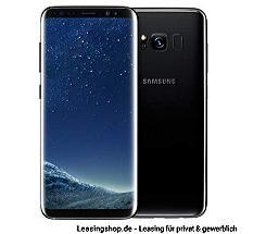 Samsung Galaxy S8 +, 64GB leasen, ohne Vertrag (Handy), midnight black G955F