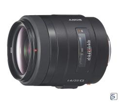 Sony 35mm f/1.4 G (SAL-35F14G) leasen, A-Mount