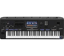 Yamaha Genos leasen