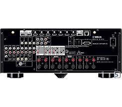 Yamaha RX-A 1080 MusicCast 7.2 AV-Receiver Schwarz  leasen
