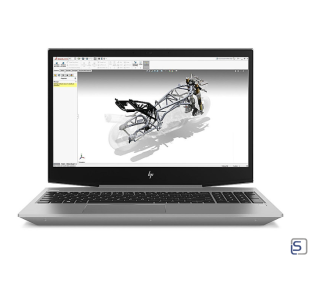 Neues HP zBook 15v G5 Notebook 15, i5-8300H 8GB/256GB P600 Win10 leasen