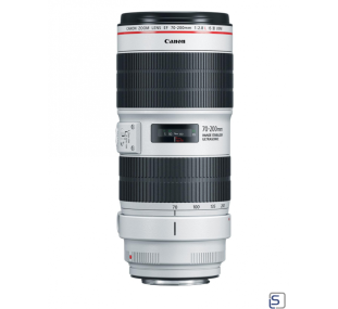 Canon EF 70-200mm f/2.8L IS USM III leasen
