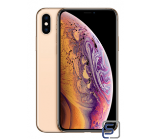 Neues Apple iPhone XS Max mit 64GB in Gold leasen, MT522ZD/A