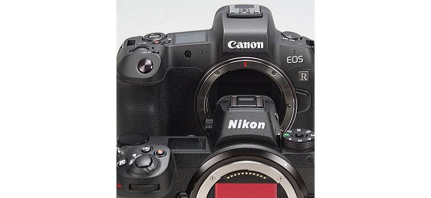 Mit oder ohne Spiegel ? Canon oder Nikon ?