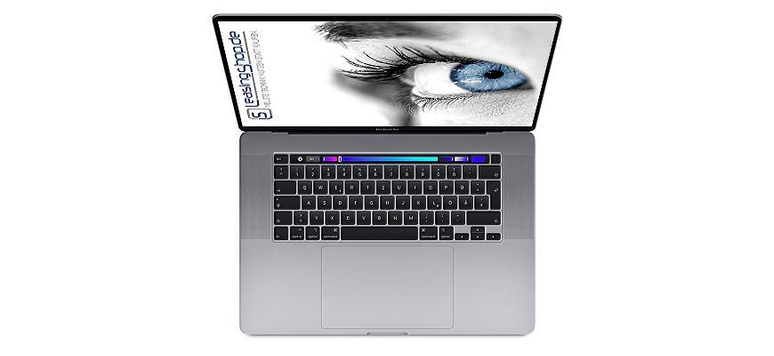 Neues MacBook Pro 16 ist da !